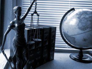 Legal Statue Figurine