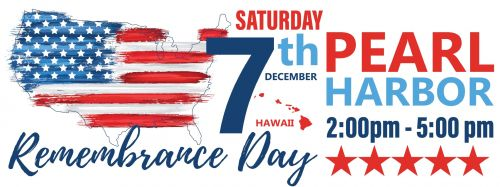 Pearl Harbor Remembrance Day - Event