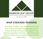 Shop Steward Training Rec…