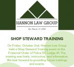 Shop Steward Training Rec…